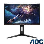 AOC 24型曲面電競螢幕(C24G1)