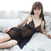性感睡衣極度誘惑內衣透明薄紗情趣睡裙