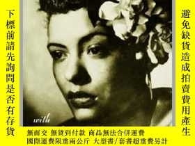 """二手書博民逛書店With罕見Billie : A New Look at the Unforgettable Lady Day""""藍"""