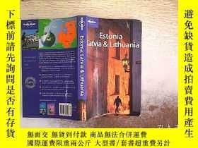 二手書博民逛書店Latvia罕見& Lithuania 拉脫維亞和立陶宛Y203