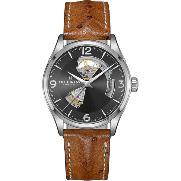 HAMILTON 爵士系列開芯機械錶-42mm H32705581