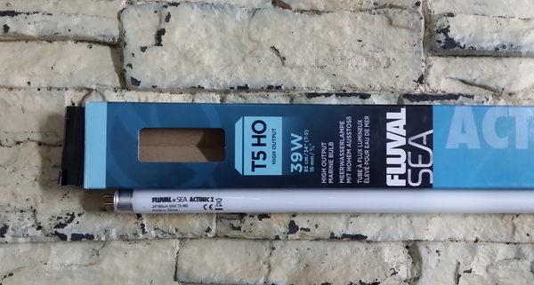 【西高地水族坊】赫根HAGEN FLUVAL富濾霸 T5海水魚軟體藍燈管39W(85cm)