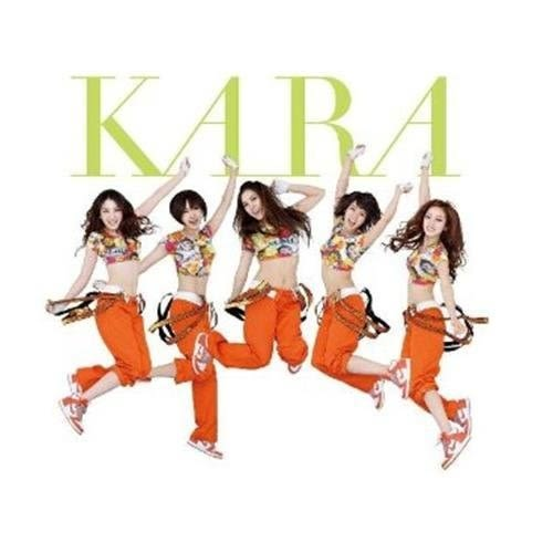 KARA Mr. 初回限定盤A日文單曲CD附DVD (購潮8)