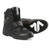 【東門城】V'QUATTRO SAN REMO 戶外奔馳款車靴(黑)