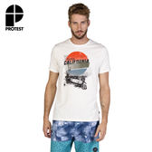 PROTEST 男 短袖T恤 (貝殼白) COOP T-SHIRT