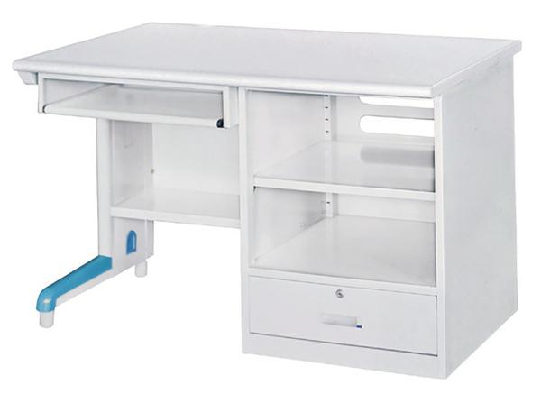 583-6 (第1-15項) 全套式電腦桌 W120×D70×H74公分 (不含插座) 須訂製.交貨期約5天