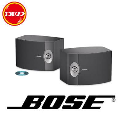 博士 BOSE 301® Direct/Reflecting® 書架式喇叭 揚聲器系統 家庭劇院 公司貨 現貨