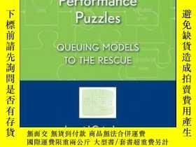二手書博民逛書店Solving罕見Enterprise Applications Performance Puzzles: Que