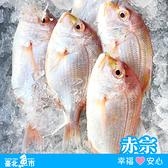 【台北魚市】 赤宗 280g