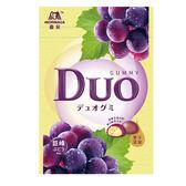 森永嘟歐雙層QQ軟糖 - 葡萄口味【愛買】