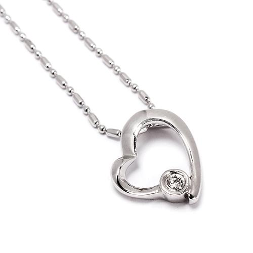 愛戀天使3分鑽項鍊