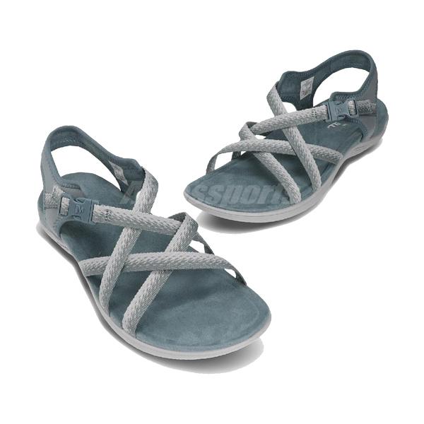 [Merrell] (女) DISTRICT MURI LATTICE 涼鞋 淺藍 (ML000796)