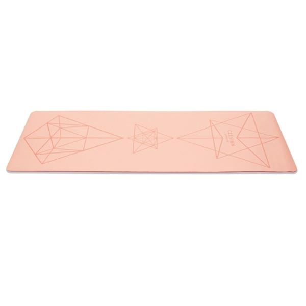 Clesign 瑜珈墊 極光系列瑜珈墊 - 霧橘色 - 4.5mm