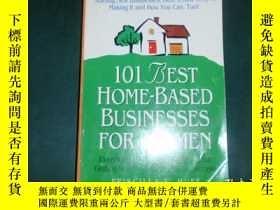 二手書博民逛書店英文原版:101罕見BEST SMALL BUSINESSES