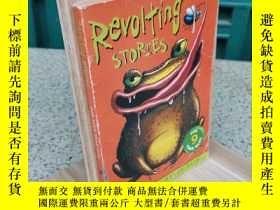 二手書博民逛書店Revolting罕見storiesY308064 HELEN PAIBA (CHOSEN) PAN BOOK