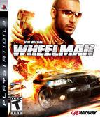 PS3 Wheelman 無間車手(美版代購)
