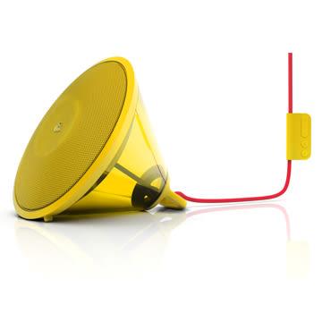JBL SPARK 可壁掛式藍芽無線喇叭(黃色)