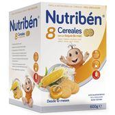 Nutriben貝康-紐滋本 餅乾麥精600g買3送1(贈品需剪盒蓋)[衛立兒生活館]