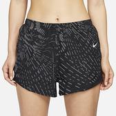 Nike Dri-FIT Run Division Tempo 女裝 短褲 慢跑 反光印花 輕盈 抽繩 黑【運動世界】DD6778-010