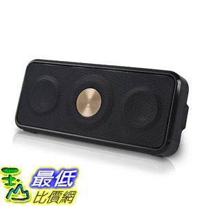 [106美國直購] 揚聲器 TDK Life on Record A26 Trek Wireless Portable Speaker
