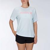 HURLEY|女 OAO PT OVERSIZED CREW SS BLACK/(WHITE) T恤