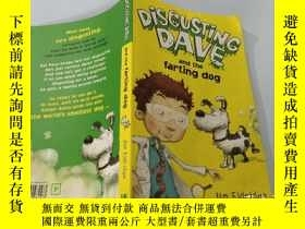 二手書博民逛書店Disgusting罕見Dave and the farting dog:討厭的戴夫和放屁的狗Y200392