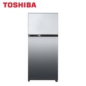 [TOSHIBA 東芝]608公升 雙門變頻鏡面電冰箱-鏡面 GR-AG66T-X