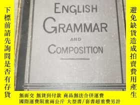 二手書博民逛書店new罕見english gr.ammar and composition --- swintonY16595