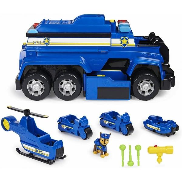 《 汪汪隊立大功 paw patrol 》超級狗狗警察巡邏車 / JOYBUS玩具百貨