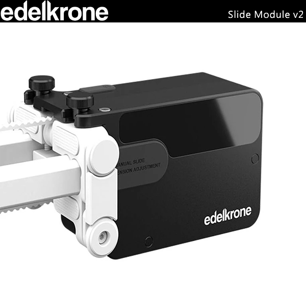 EGE 一番購】土耳其 edelkrone【Slide Module v3】電控升級套件只限水平操作【公司貨】
