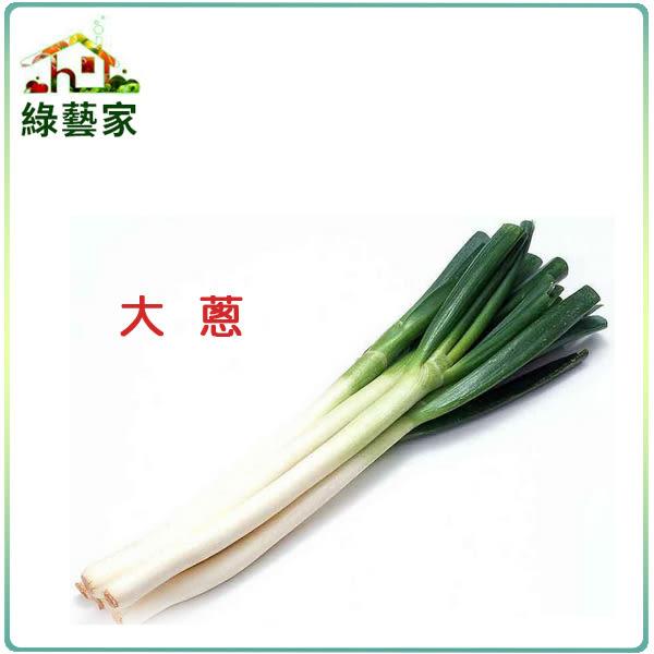 【綠藝家】D03.大蔥種子300顆