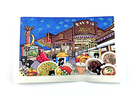 【收藏天地】掛耳式咖啡明信片-士林市場 ...