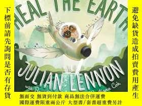 二手書博民逛書店Heal罕見the Earth (A Julian Lennon