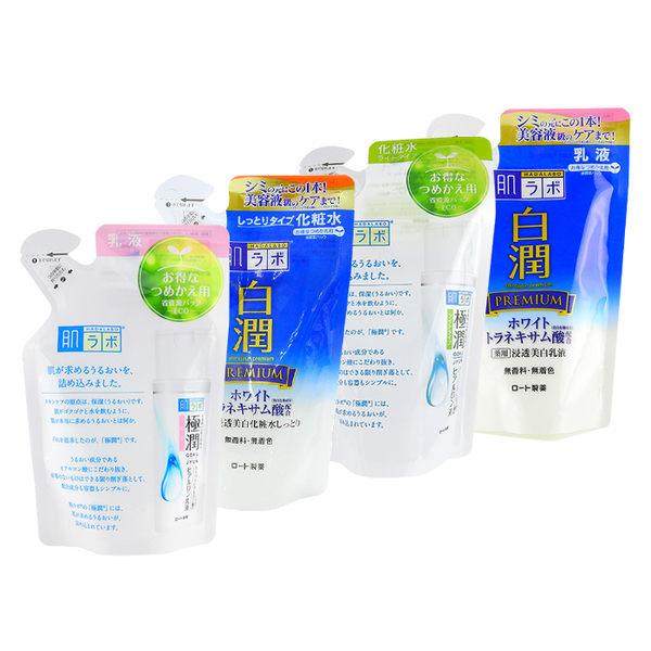 ROHTO 肌研 極潤玻尿酸超保濕化妝水 補充包 清爽/滋潤 ◆86小舖 ◆