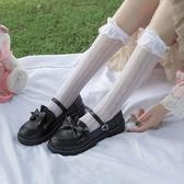 娃娃鞋 日系洛麗塔小皮鞋女復古森女軟妹可愛大頭娃娃鞋學生厚底lolita鞋