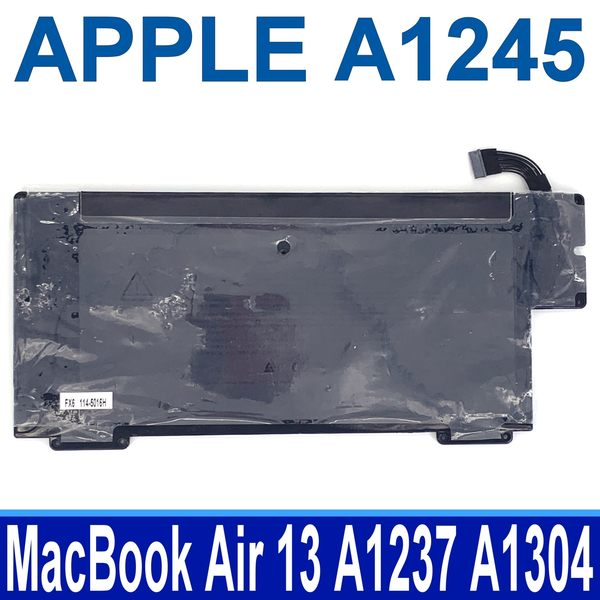 APPLE A1245 全新 原廠電池 MacBook Air 13吋 A1237 A1304 MB543LL/A MB003 MC233 MC234 MC503 MC504 Z0FS