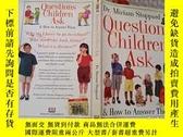 二手書博民逛書店Questions罕見Children AskY214704