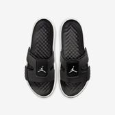 Nike Jordan Hydro 8 [CD2803-002] 男鞋 運動 涼鞋 拖鞋 輕便 日常 排水 穿搭 黑 灰