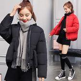 棉衣女短款冬季正韓學生棉襖女外套防寒服羽絨棉服潮