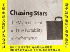 二手書博民逛書店Chasing罕見Stars: The Myth of Tale
