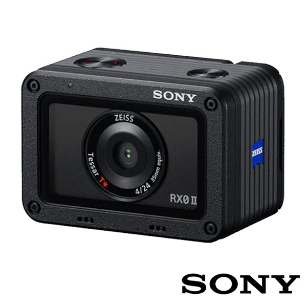限量贈電池+32G高速卡+清潔組+小腳架 SONY Cyber-shot 數位相機 DSC-RX0M2 RX0II (公司貨)