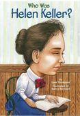 (二手書)Who Was Helen Keller?