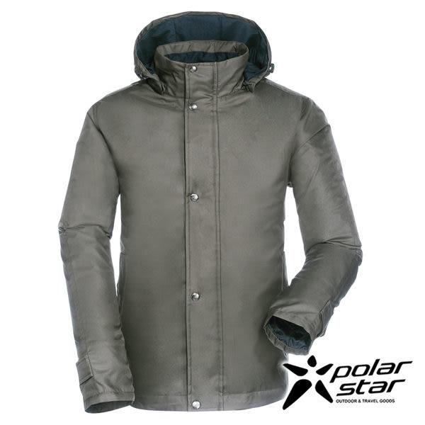Polarstar 中性羽絨外套 橄欖綠 保暖│透氣│戶外 P16213