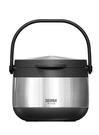 仙德曼 輕量 燜燒提鍋 LG3000 不鏽鋼色 3.0L 湯鍋 不鏽鋼 保溫 燜燒罐