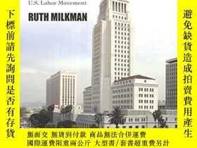 二手書博民逛書店L.a.罕見StoryY256260 Ruth Milkman Russell Sage Foundation