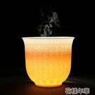 心經杯德化白瓷功夫茶杯心經主人杯手工品茗杯茶盞陶瓷杯茶具單杯 快速出貨