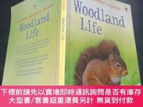 二手書博民逛書店Woodland罕見LifeY333530 Sue、Sarah Kahn 著 Usborne