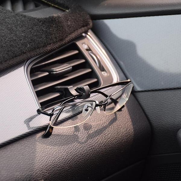 [超豐國際]汽車出風口手機架車載多功能手機架子創意車內固定導航支架