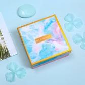 伊人 正方形大號禮品盒生日女生禮物盒