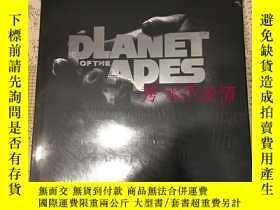 二手書博民逛書店人猿星球演變罕見六部記錄 Planet of the Apes: